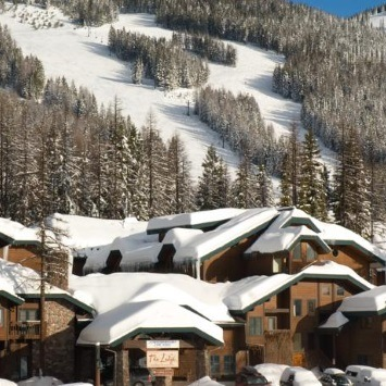 Отели рядом с лыжными курортами в США