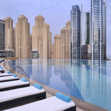 hotels-with-rooftop-pools