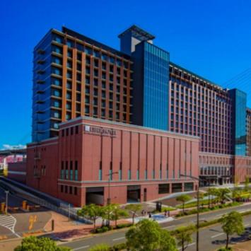最高の大阪市の駐車場があるホテル