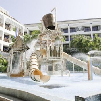 最高の台湾のウォータースライダーのあるホテル